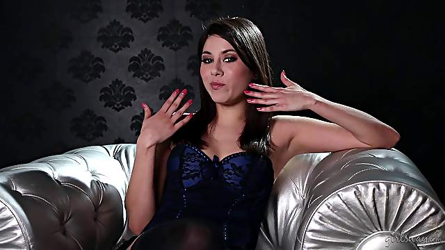 Interview with the very hot pornstar Shyla Jennings