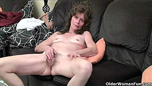 Old lady compilation with lots of ancient pussies