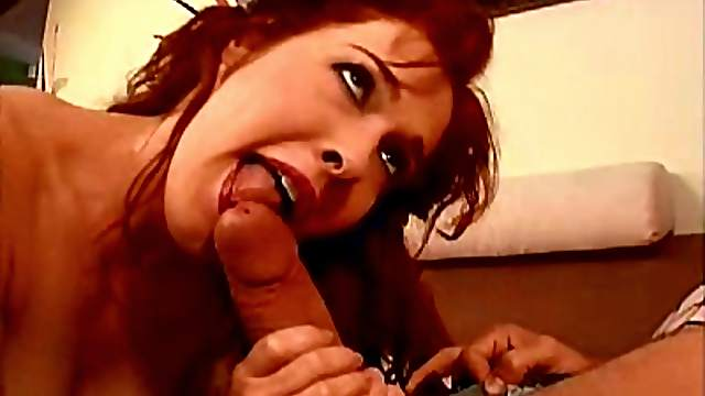 Great anal experience with dick craving babe Mae Victoria