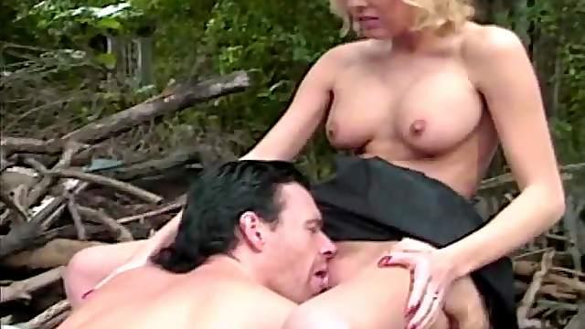 Sizzling blond babe Sunset Thomas gets balled by Zack Thomas