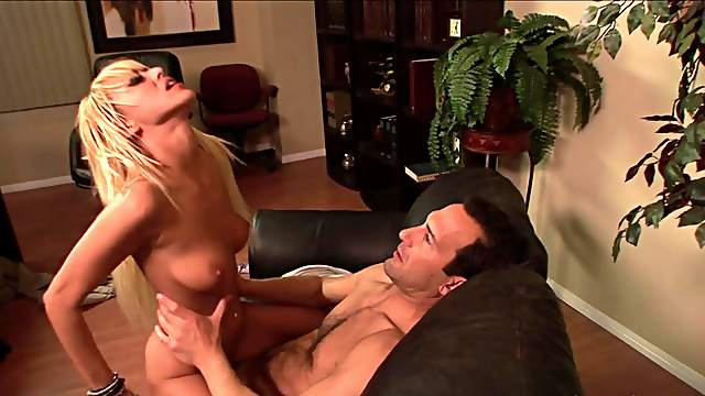 Breanne Benson fucks with hardcore Dino Bravo