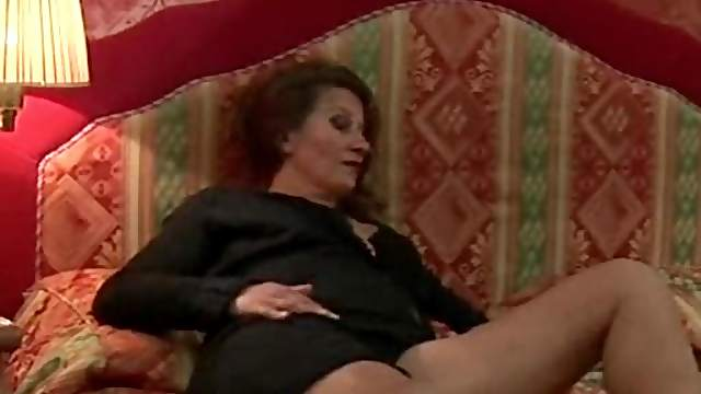 Mom is a tasty Italian slut